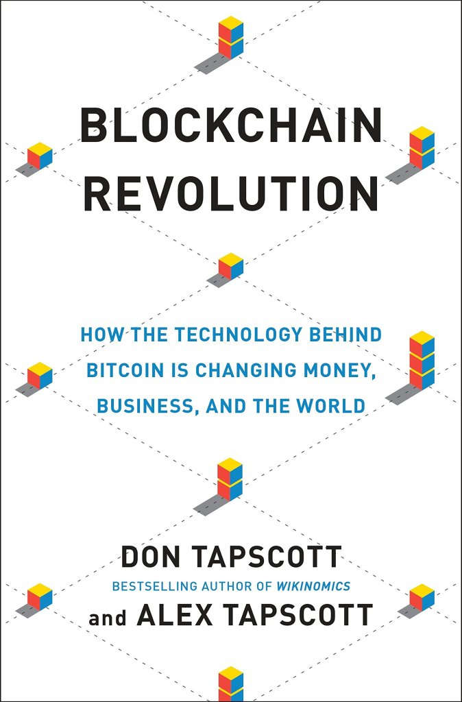 Blockchain Revolution Book Review Mark My Adventure