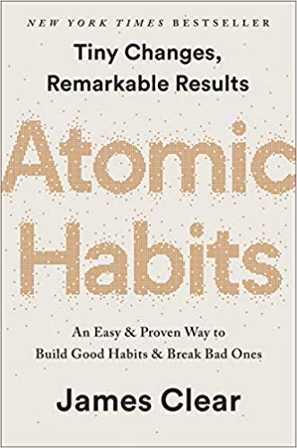 Atomic Habits Mark My Adventure