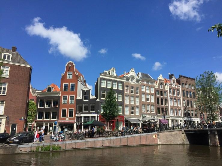Dancing Buildings Amsterdam Mark My Adventure