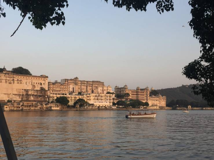 Udaipur City Palace Mark My Adventure