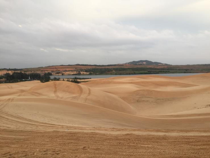 Red Sand Dunes Mui Ne Mark My Adventure