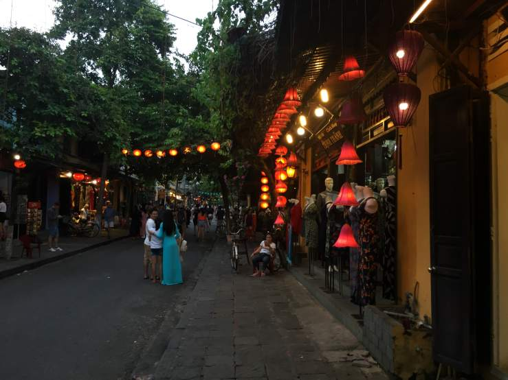 Hoi An World Heritage Site