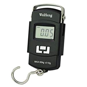 Digital Weigh Scale Travel Accessories