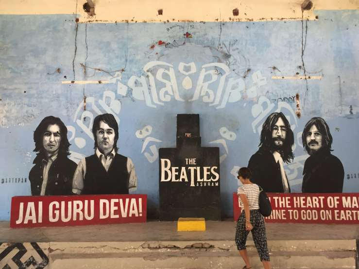 Beatles Ashram Rishikesh Mark My Adventure