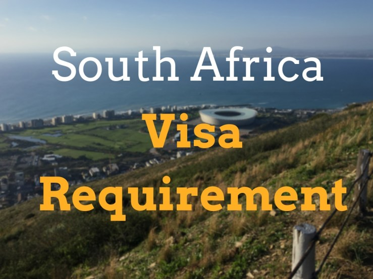 South Africa Visa For Indians Mark My Adventure