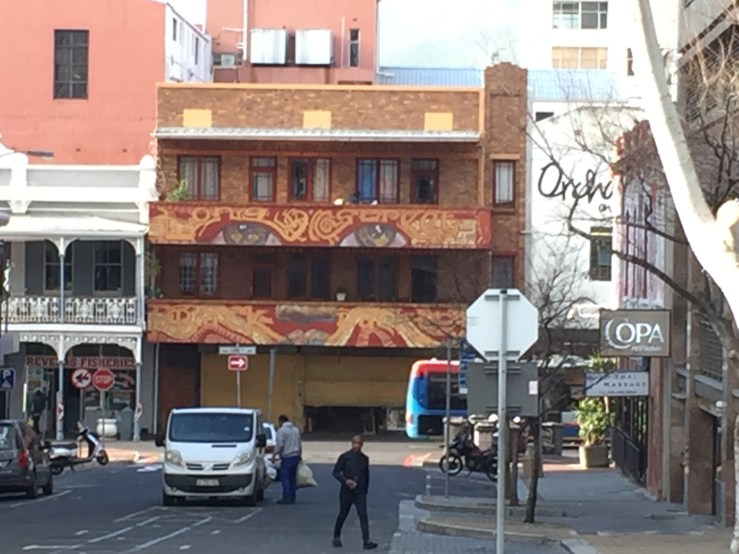 Long Street Backpackers Cape Town Hostel Review