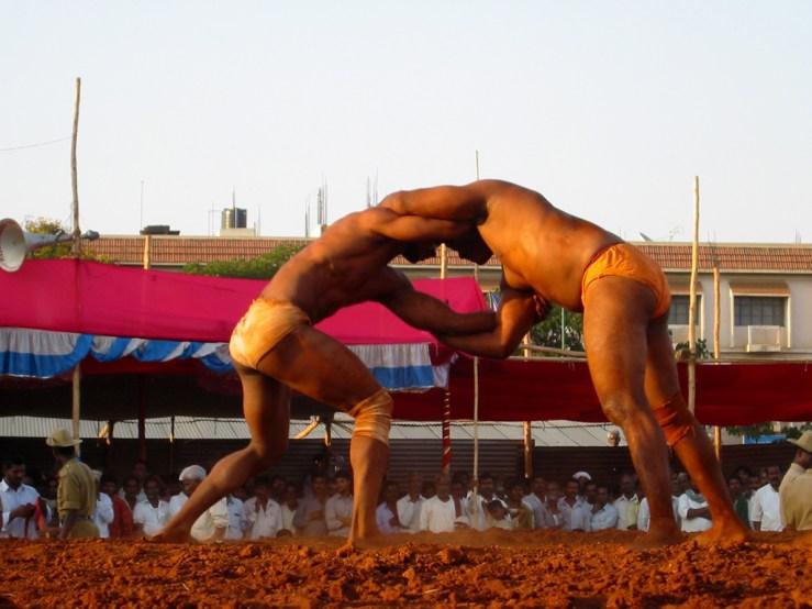 Pehlewani Wrestling Dubai