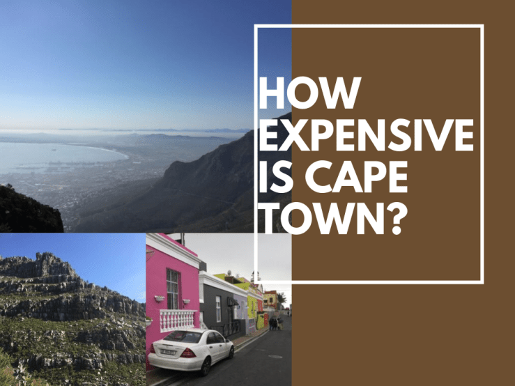 How Expensive Is Cape Town Mark My Adventure