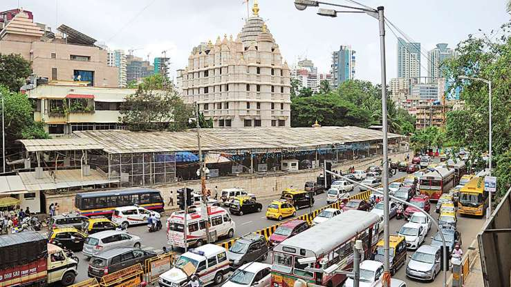 Siddhivinayak Temple Mumbaii