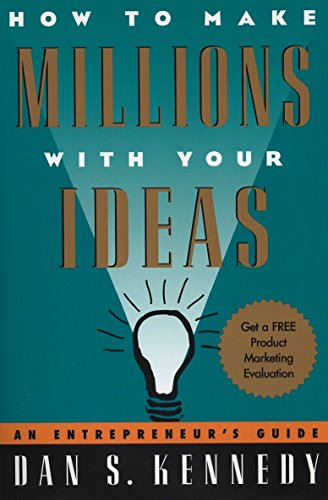 How to make millions with your ideas book review
