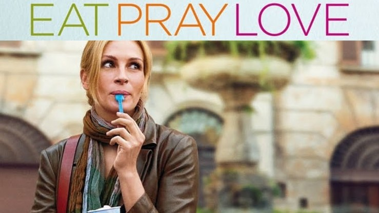 Eat pray love Mark My Adventure