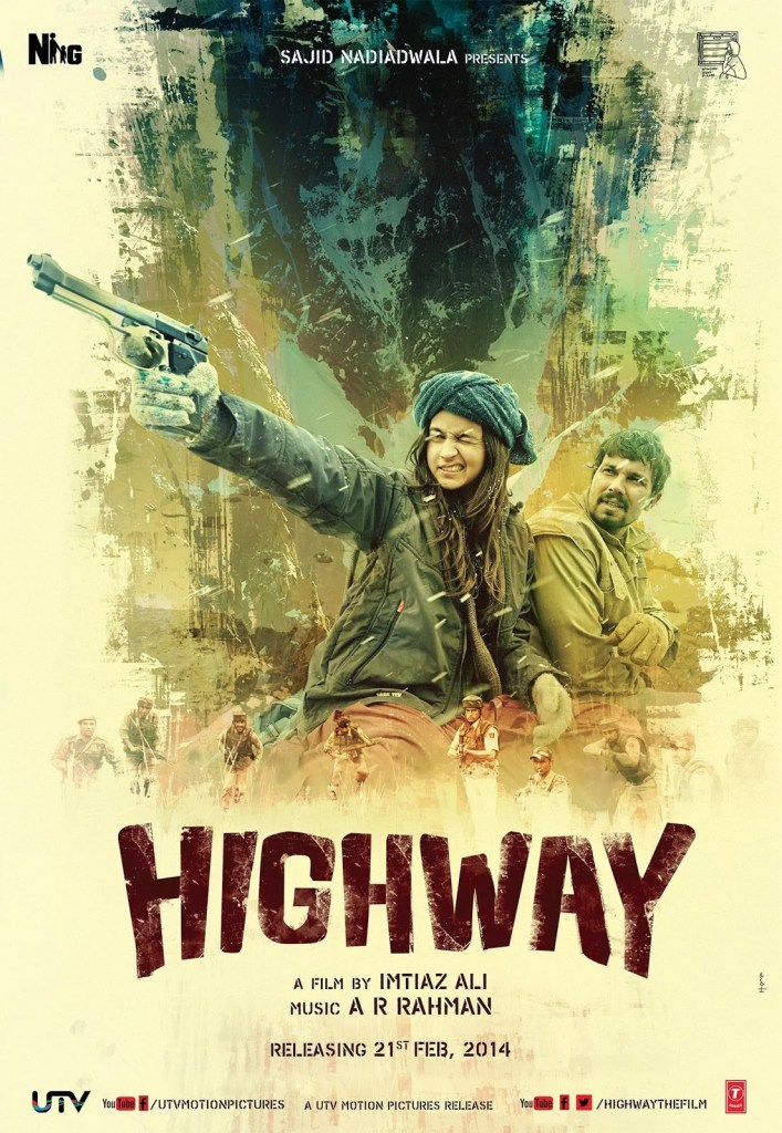Highway Travel Movie