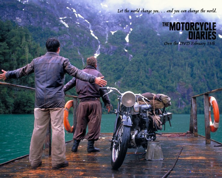 Motorcycle Diaries Mark My Adventure