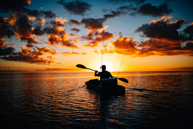 fishing-at-sunset-tacoma Mark My Adventure
