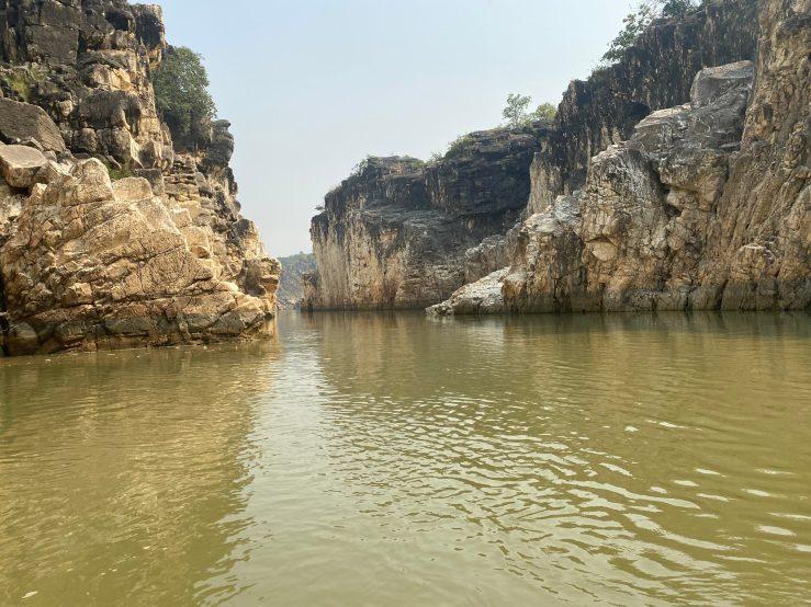 Boating Bhedhaghat