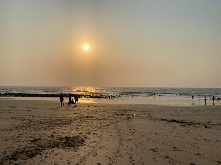Kashid Beach Sunset