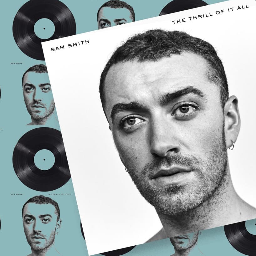sam smith the thrill of it all download album