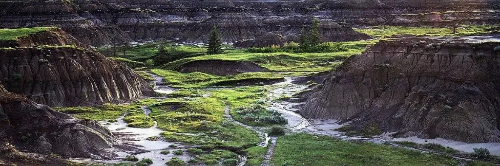 Drumheller- horseshoe canyon
