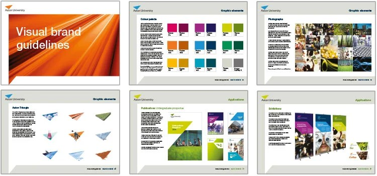 aston university brand guidelines