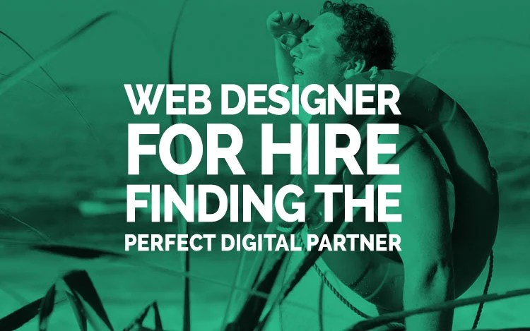 web designer for hire