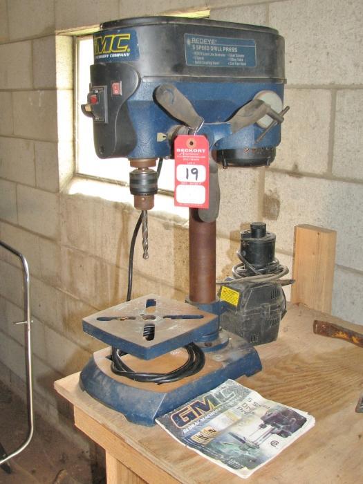 Redeye Drill Press