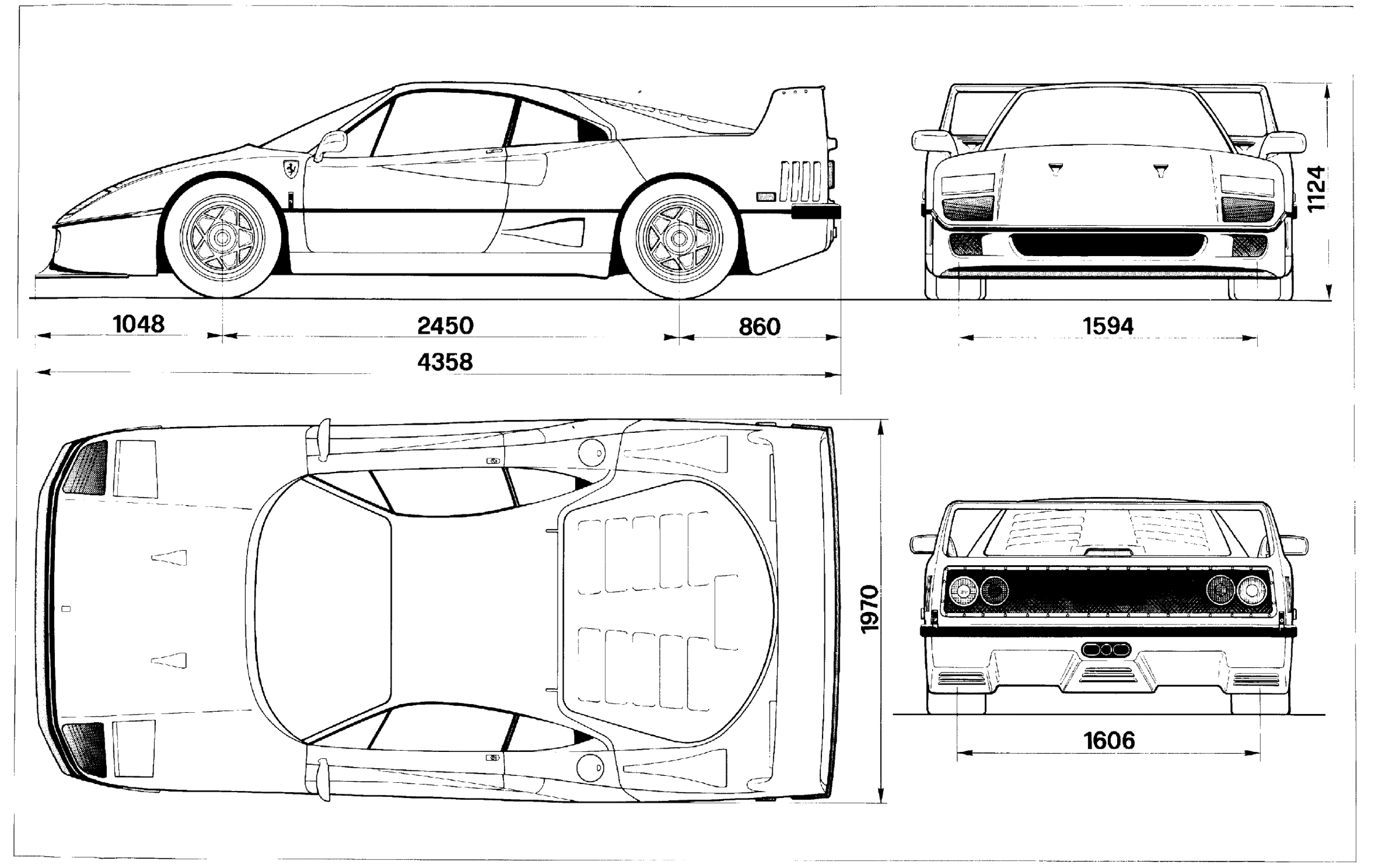 F40 owners manual