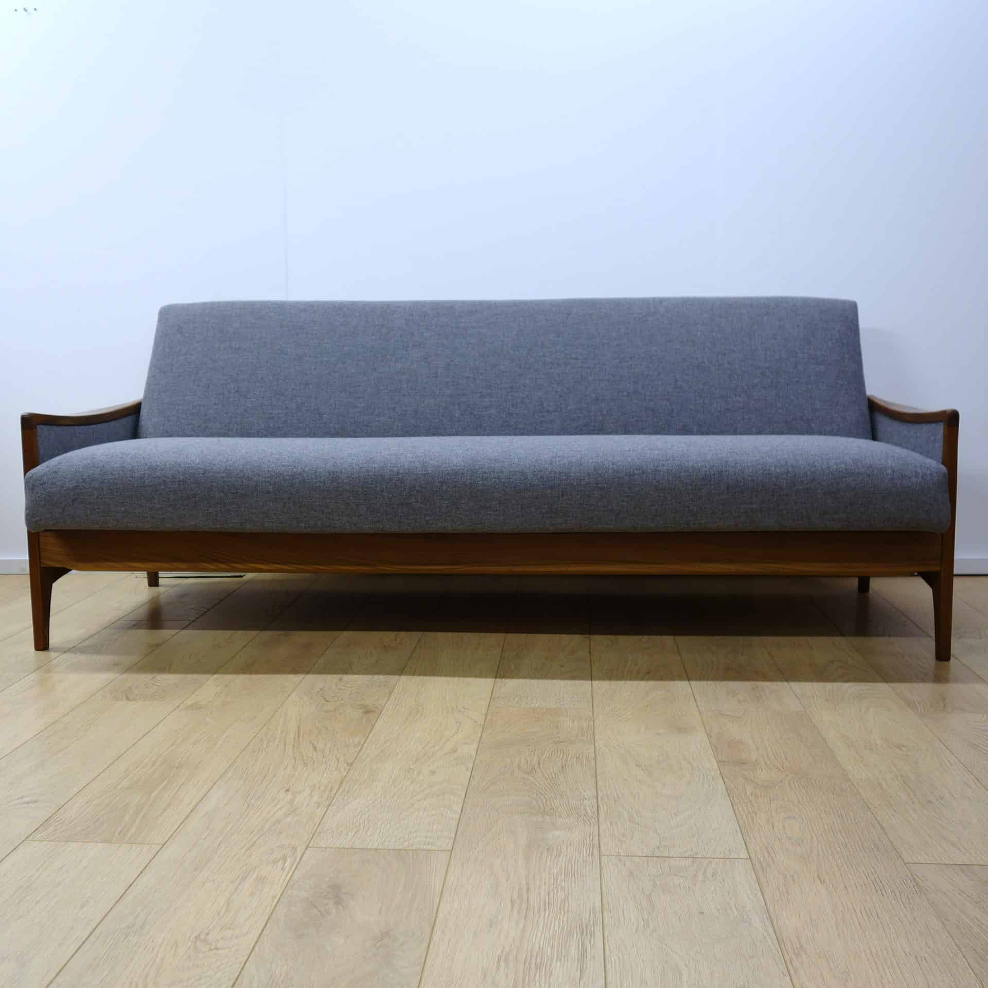 g plan sofa 66 kivik corner uk 1960s teak sofabed by mark parrish mid century modern