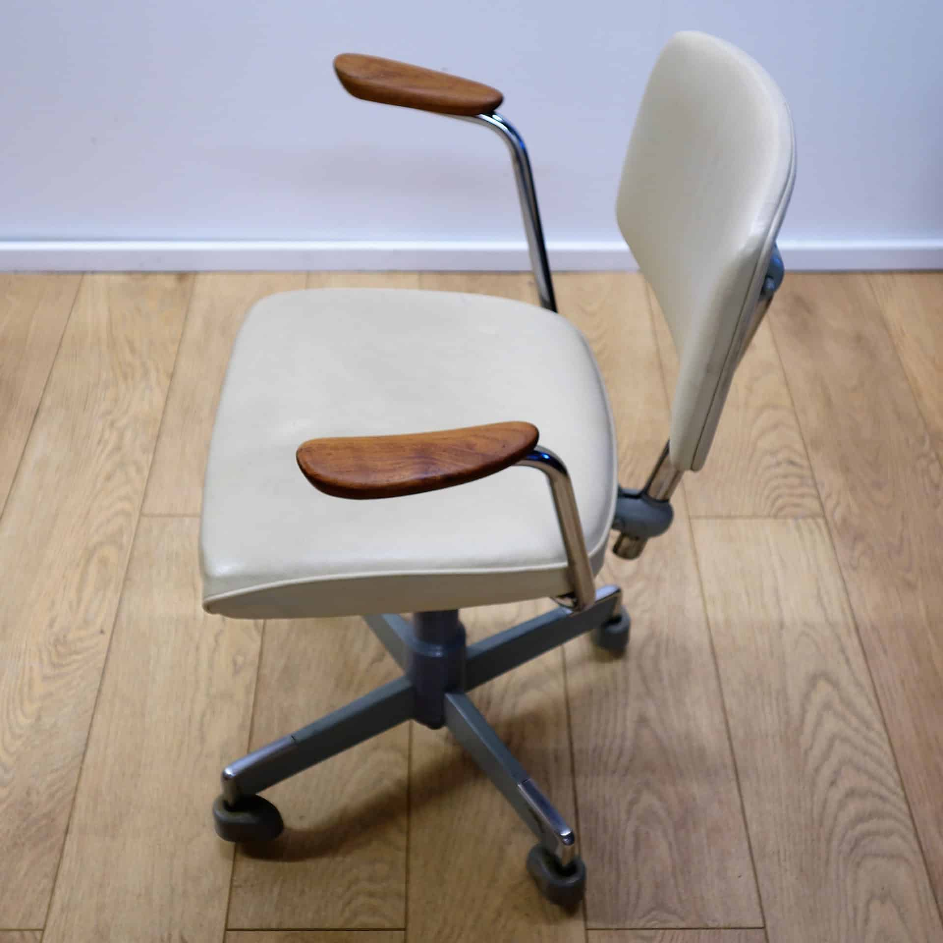ergonomic chair norway wedding cover hire glasgow area 1960s leather office by hag mark parrish