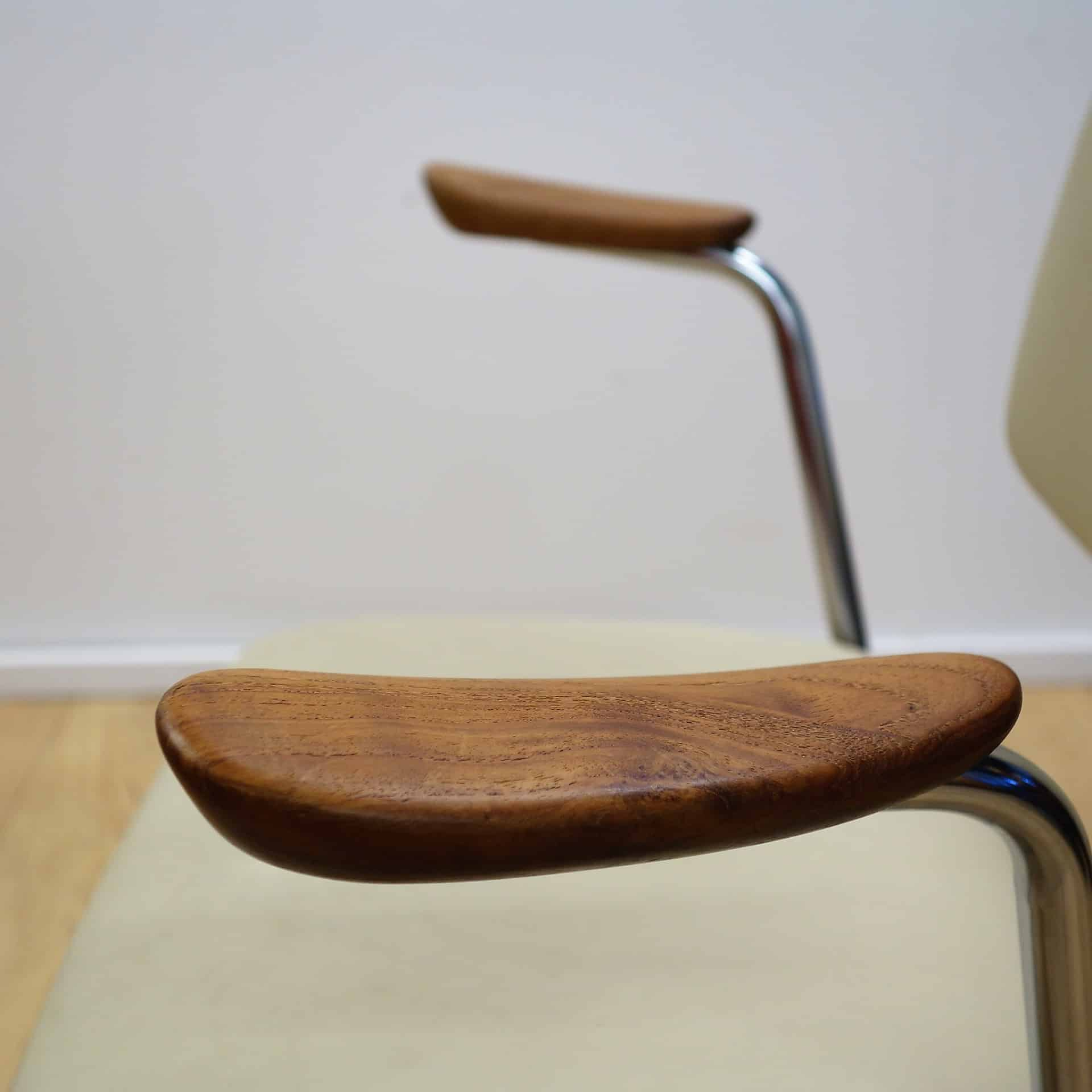 ergonomic chair norway ghost chairs south africa 1960s leather office by hag mark parrish