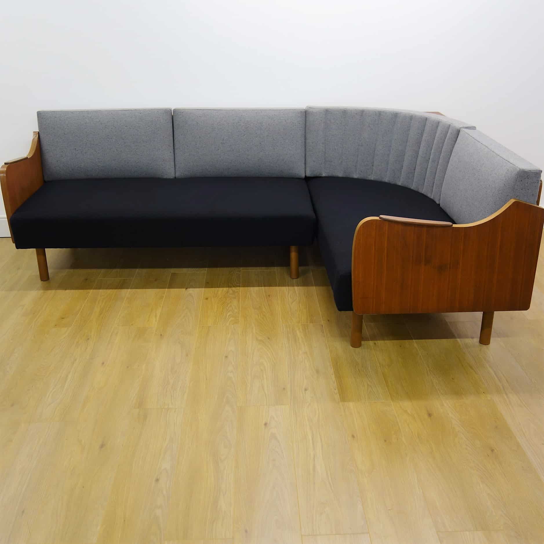 danish style sofa bed uk phoenix large recliner 1960s teak corner day mark parrish mid
