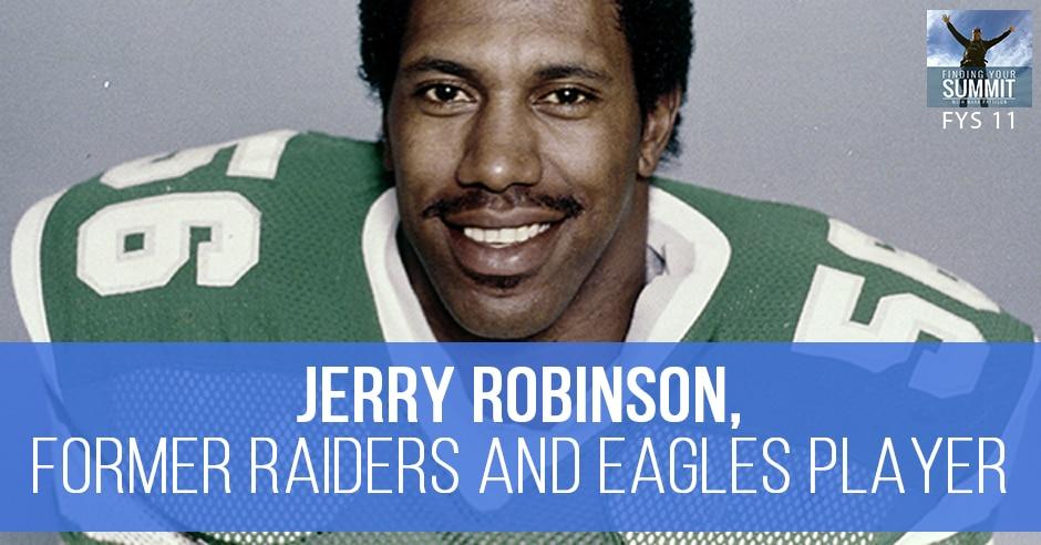 FYS 011   Jerry Robinson