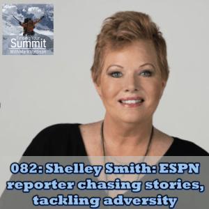 ESPN Reporter Shelley Smith