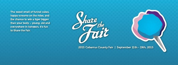 share the fair