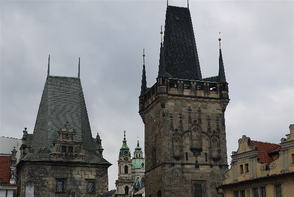 Visiting Prague - Charles Bridge