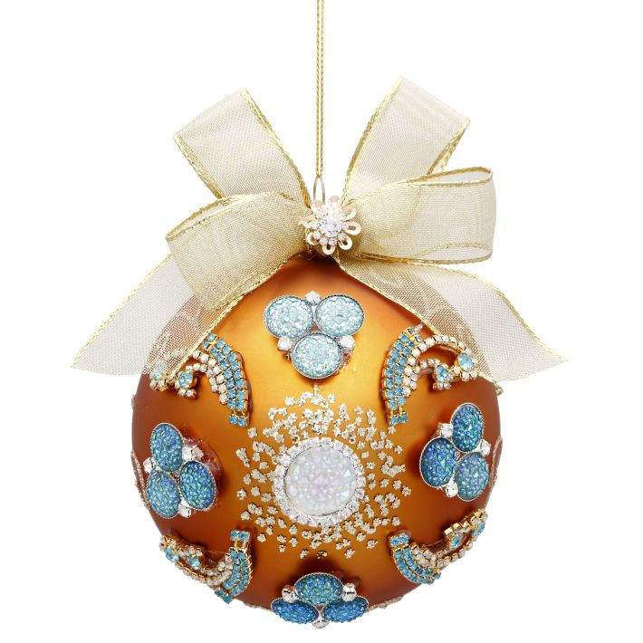 Royal Jeweled Ornament 5 Inches Mark Roberts Marketplace