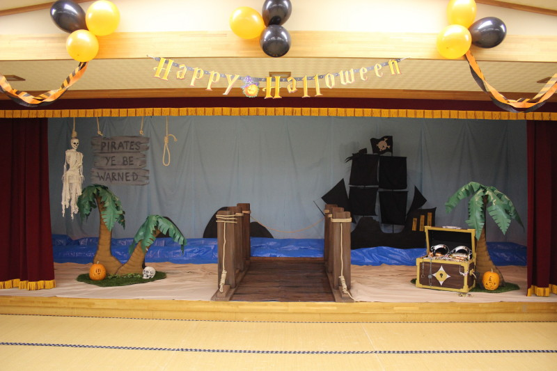 Pirate Theme Halloween Party Game Ideas And Decorations