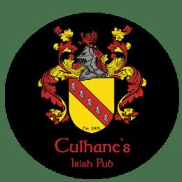 Culhane's Irish Pub Crest Logo