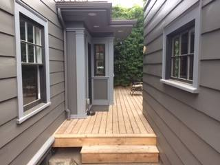 Decking addition