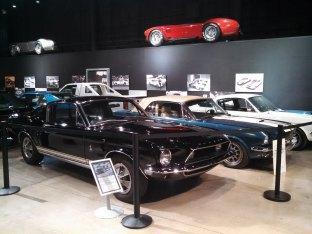 66-68 Mustang GT's