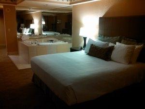 Spa Suite at NYNY