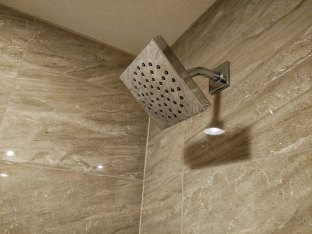 Jubilee Room Shower Head