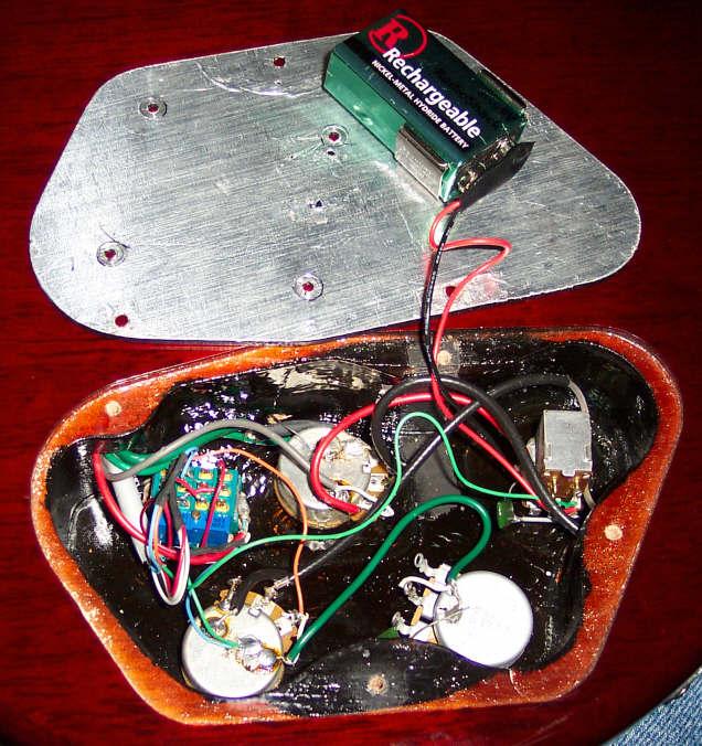 Found My 555 Guitar Tuner Circuit On Talkingelectronicscom