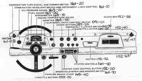 small resolution of painless wiring harness toyota fj40