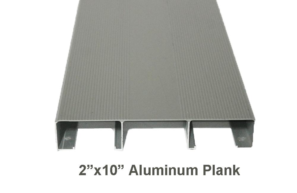 Aluminum Bench Seating