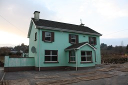 Refurbishment & extension to County Galway House - BEFORE