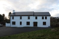 Refurbishment & extension to County Galway House - AFTER
