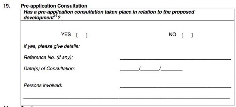 mayo,county,council,preplanning,pre,planning,application