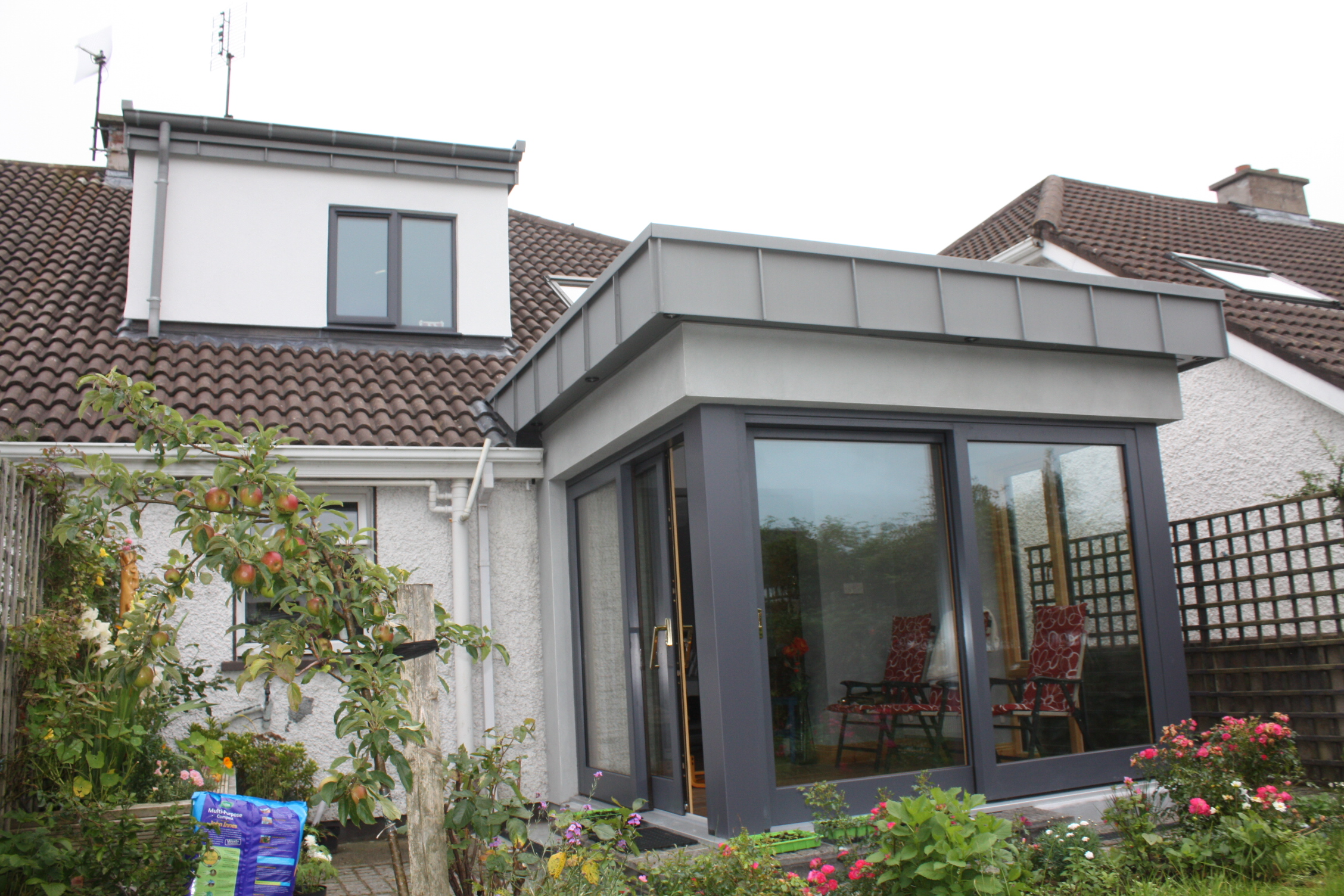 County Mayo Sun Room House Extension Completed Slideshow