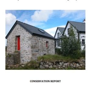 conservation architect report mayo sligo ireland