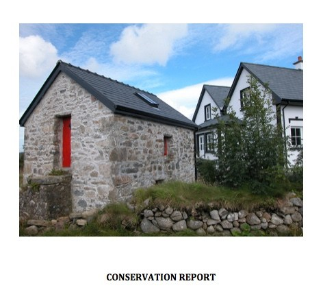 conservation architect report mayo sligo ireland
